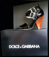 TRÈS CHIC PAIRE DE CHAUSSURES FEMME DOLCE & GABBANA  size 39  FASHION ITALY