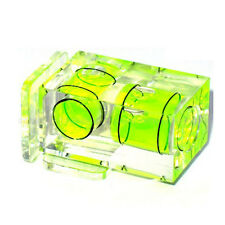 Bubble DSLR Spirit Level Camera Accessory Gradienter Double Axis