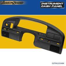 Dash Instrument Cluster Panel Bezel For Ford F250 F350 Diesel Black 1994-1997
