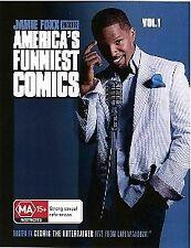 Jamie Foxx Presents America's Funniest Comics : Vol 1 (DVD, 2009)