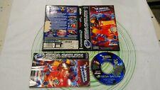 Xmen Children of Atom Sega saturn pal
