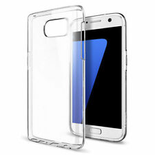 Unbranded/Generic Transparent Mobile Phone Fitted Cases/Skins for Samsung