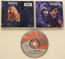Warlock - Triumph and Agony (1987) Doro, All We Are, Für Immer, Metal Tango