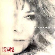 """Mylène Farmer 7"""" Des Larmes - France (M/M - Scellé)"""