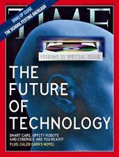 TIME Magazine 2000 JUNE 19 The Future Of Technology Smart Cars Robots Cybersex