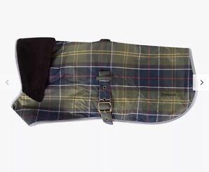 Barbour Waterproof Tartan Dog Coat, Medium (M) BNWT