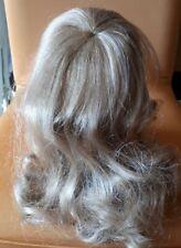Blonde Long Style Dolls Wig