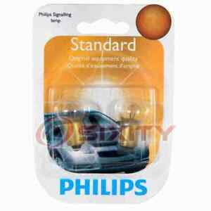 Philips Glove Box Light Bulb for Chrysler 300 Imperial Nassau New Yorker ce