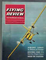 Flying Review International Magazine December 1965 Aviation in the Philippines