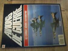 µµ Avions de Guerre n°51 Poster 4 pages Douglas F-4G / Pacte de Varsovie Grumman