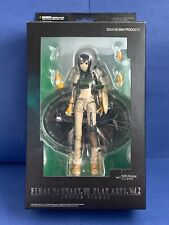 VTG FINAL FANTASY VII 7 Advent Children Play Arts YUFFIE Figure Square Enix