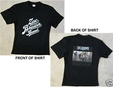 ZAC BROWN BAND Junior Size XL Black T-Shirt
