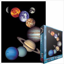 eg60000100 - Eurographics Puzzle 1000 pièces - NASA - Système solaire