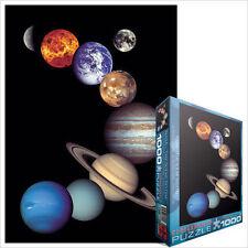 EG60000100 - Eurographics Jigsaw Puzzle 1000 Piece - NASA - Solar System