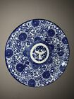 Very Rare Hand Painted antique chinese blue and white porcelain dish/bowl