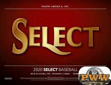 CINCINNATI REDS 2020 Panini Select Baseball 6-Box Half Case Break #1