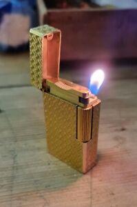 Vintage Dupont Pour Hermes Paris Lighter