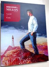 Catalogue BD juin 2017 Millon - Bilal Druillet Franquin Hergé Loisel Yslaire