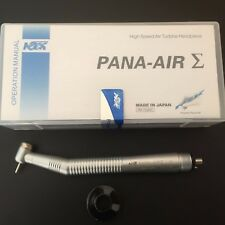 10PCS High Speed Handpiece Standard Push Button TYPE  PANA AIR SU 4 hole STYLE