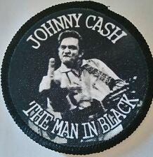 JOHNNY CASH the man in black Patch parche elvis sun records