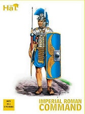 Plastic Toy Soldiers HAT 1/72 Roman Command Set 44 Figures 8075
