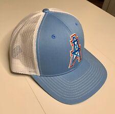 Houston Oilers Retro Snapback Cap Trucker Hat CLASSIC NFL Special NEW