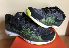 nike flyknit vapor 9.5 federer tennis shoes (sz9.5) nadal