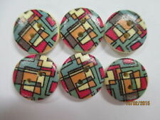 Unbranded Wooden Sewing Buttons