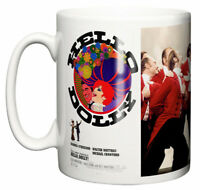 Movie Musical Mug, Hello Dolly 1969 Poster & Scene Barbra Streisand Gift
