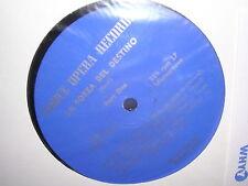 La Forza del Destino Verdi UORC 222 Unique Opera Records