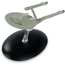 Star Trek Eaglemoss Bonus Issue The Cage USS Enterprise and Magazine