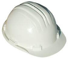 Climax Safety Helmet White Conforms to EN397: 1995+A1:2000
