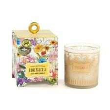 "Michel Design Works ""Honeysuckle"" 6.5oz Soy Wax  Scented Candle  - NEW"