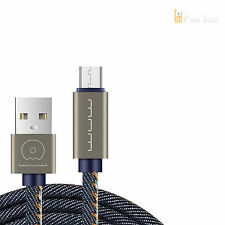 2M SPEED PREMIUM MicroUSB Daten-Ladekabel Schnell Samsung S7 S6 EDGE S5NEO JEANS