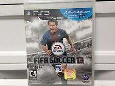 FIFA Soccer 13 (Sony PlayStation 3, PS3) - *FACTORY SEALED* ~ Free Shipping!