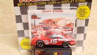 New 1992 Racing Champions 1:64 Scale Diecast NASCAR Geoff Bodine Thunderbird #15