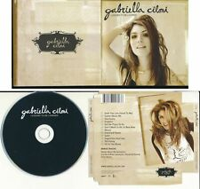 GABRIELLA CILMI CD LESSONS TO BE LEARNED