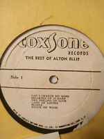 Alton Ellis – The Best Of Alton Ellis - Vinyl LP 1969