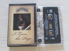 DON WILLIAMS 'I TURN THE PAGE' CASSETTE, 1998 GIANT, ULTRA RARE TAPE, TESTED.