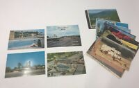 Vintage Postcard Hotel Motel Swimming Pool Vacation Lot of 21 Circa 1970s