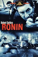 BRAND NEW DVD // Ronin  // ROBERT DeNIRO, SEAN BEAN, JEAN RENO,