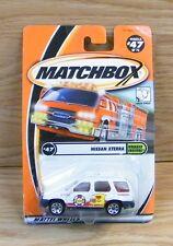 Genuine Matchbox (95243) Nissan Xterra #47 Weekend Cruisers Vehicle **NEW-READ**