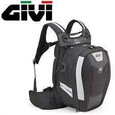 Sac à dos cargo GIVI XS317 30l moto ordinateur semi-rigide NEUF zaino rucksack