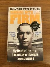 James Bannon - Running with The FIrm - Paperback
