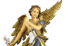 St. Archangel Gabriel With Wooden Lily  Wood -