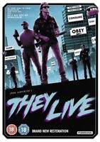 Nuovo They Live DVD
