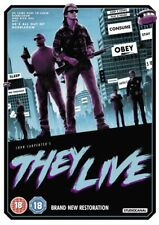 NEW They Live DVD