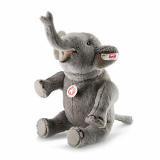 STEIFF Limited Edition Nelly Elephant EAN 021688 28cm Grey + Box Alpaca New