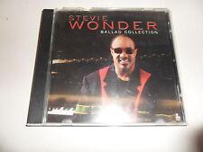 CD  Stevie Woner Ballad Collection
