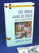 The Inner Game of Chess How to Calculate & Win Andrew Soltis 1st Edition Book
